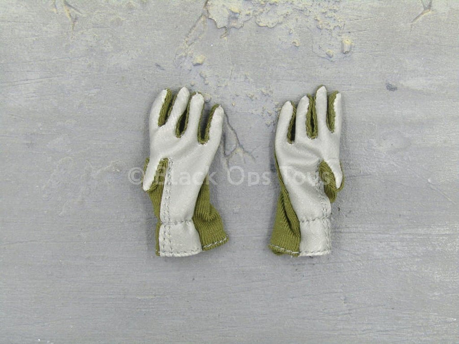 US Navy - Grim Reaper Pilot - Nomex Flight Gloves