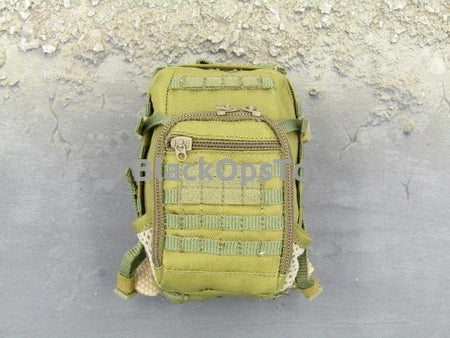 Green Wolf Gear GALAC-TAC Desert Raider Backpack