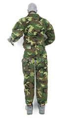 U.S. Army - Green Beret Sniper - Woodland Camo Uniform Set