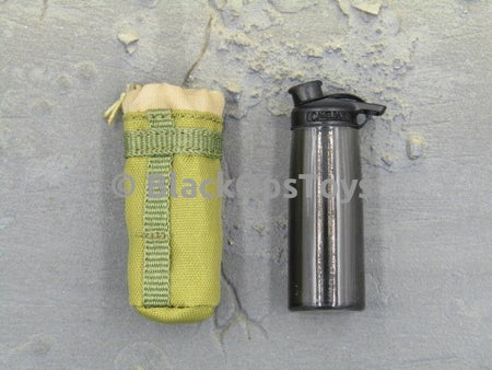 Green Wolf Gear GALAC-TAC Desert Raider Camelbak Water Bottle & Cover