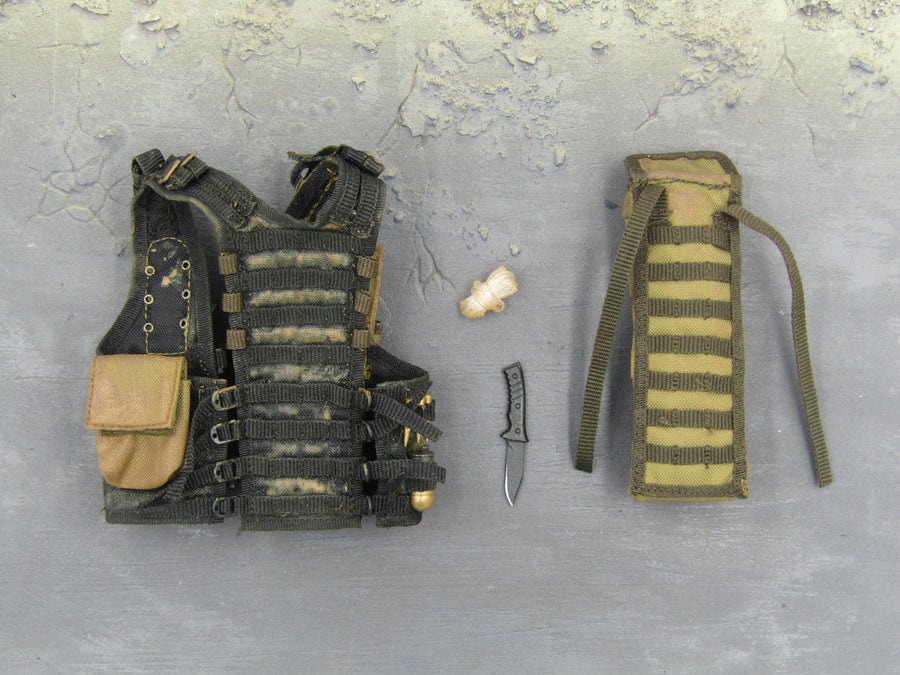 MAD MAX - Tactical Vest & Accessories w/Hydration Pack Set