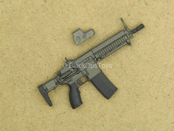 1/12 - Catch Me - HK416 Rifle w/Red Dot Sight