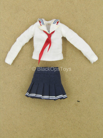 1/12 - Campus Girl - School Girl Uniform Set