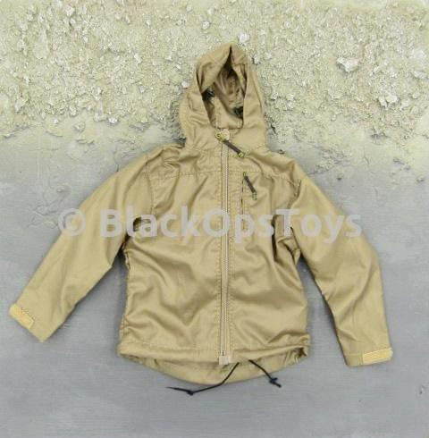 Dam Toys PMC Contractor Middle East Tan Tactical Jacket