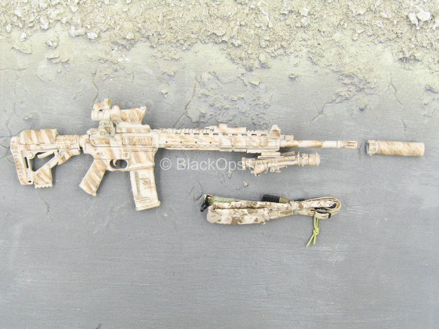 Medal of Honor - Preacher - Tan Brushtroke Camo Assault Rifle Set