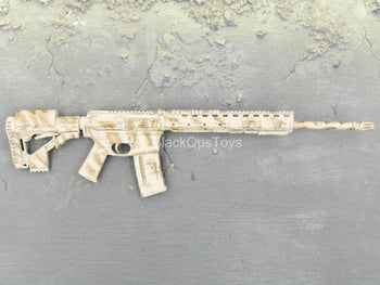 Medal of Honor - Preacher - Tan Brushtroke Camo Assault Rifle