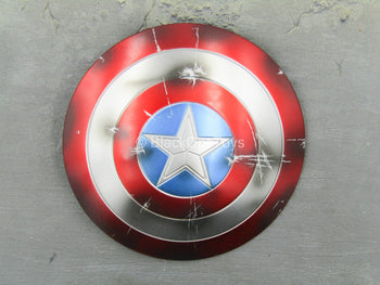 The Avengers - Captain America - Battle Damaged Shield