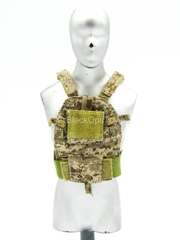 Medal of Honor - Preacher - AOR-1 Camo Plate Carrier Vest