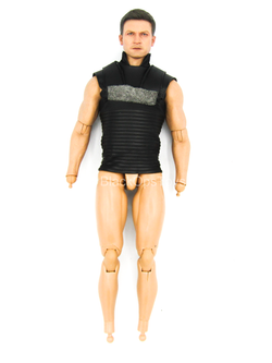 Avengers - Hawkeye - Male Base Body w/Head Sculpt & Shirt