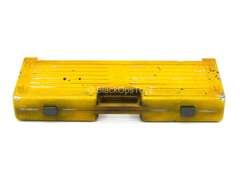 Brothersworker - Smart - Yellow Weathered Tool Box