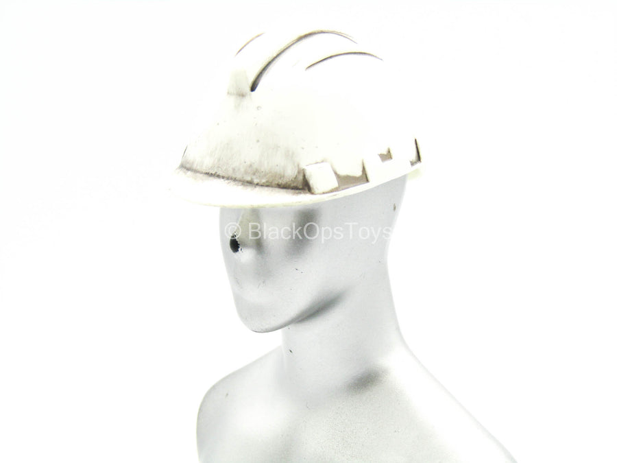 Brothersworker - Smart - White Weathered Helmet