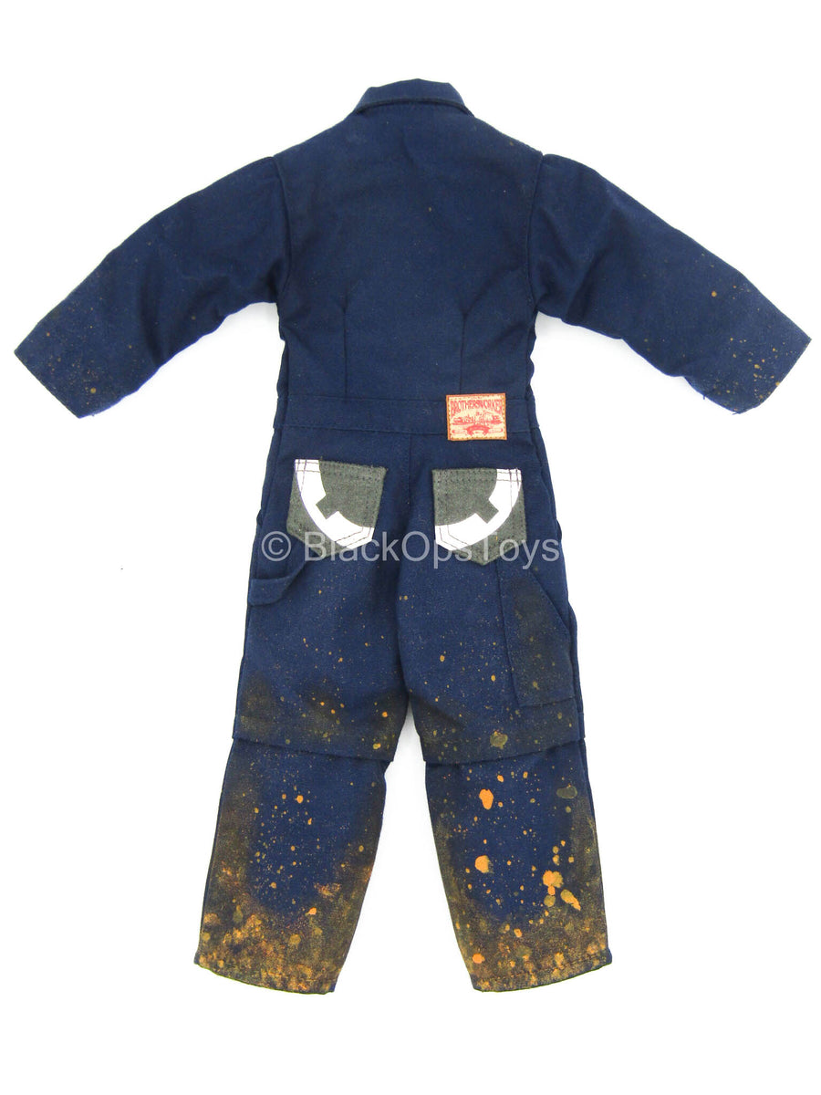 Brothersworker - Smart - Blue Weathered Jump Suit