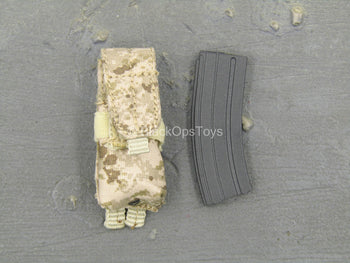 SMU Frozen Night Assault - AOR1 AR Mag Pouch w/Mag
