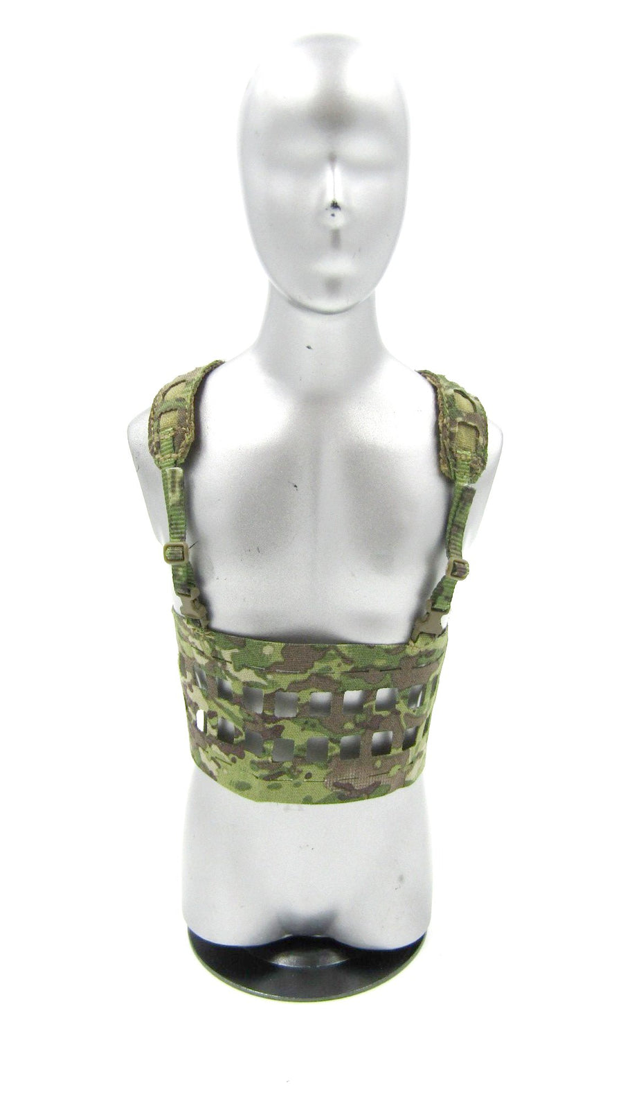 1/6 Scale KRISS Vector Multicam Tactical Lightweight MOLLE Chest Rig