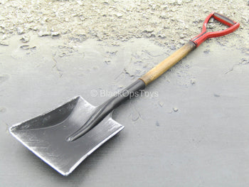 Brothersworker - Smart - Metal Shovel w/Red Handle