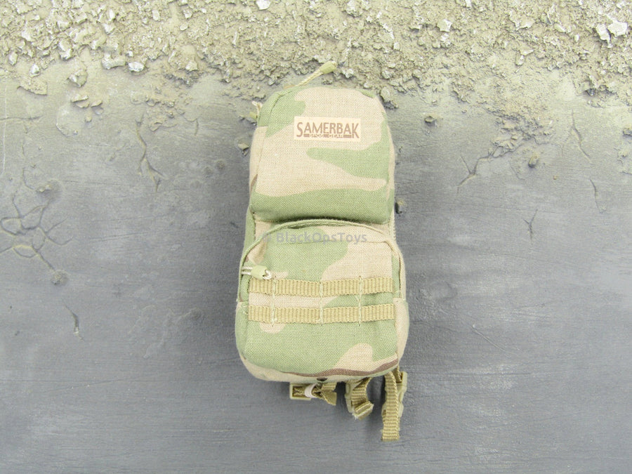 Navy Seal PMC NSCT Team Raider 3C Desert Samerbak Backpack