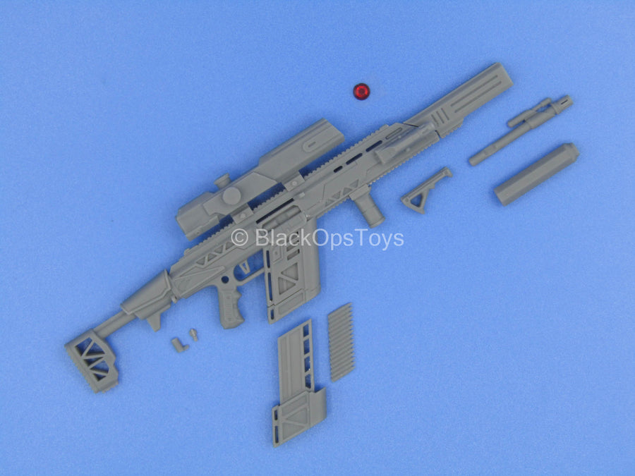 "Custom - ""Alpha"" Sniper Rifle w/Interchangeable Attachment Set"