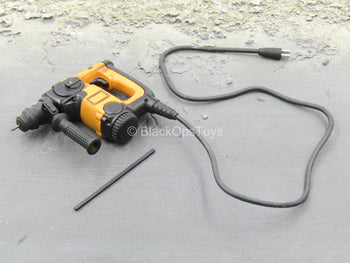 Brothersworker - Smart - Black & Orange Power Saw