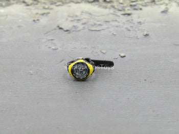 WATCH - Black & Yellow Watch