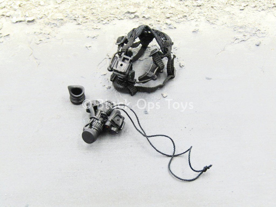 Navy Seal - Night Ops - Black Skullcrusher w/NVG Set