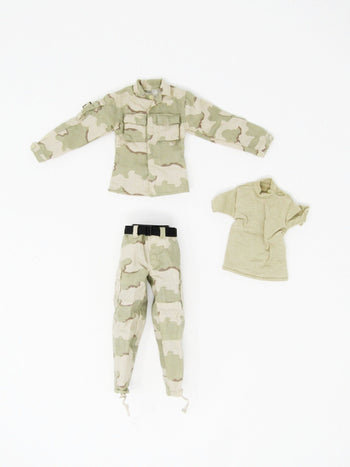 Delta Force D-Boy Sniper Somalia 3C Desert Camo Uniform Set 2b38d903a