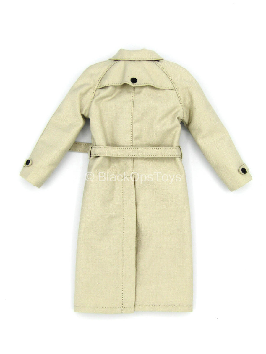 WWII - Adolf Hitler - Beige Trench Coat