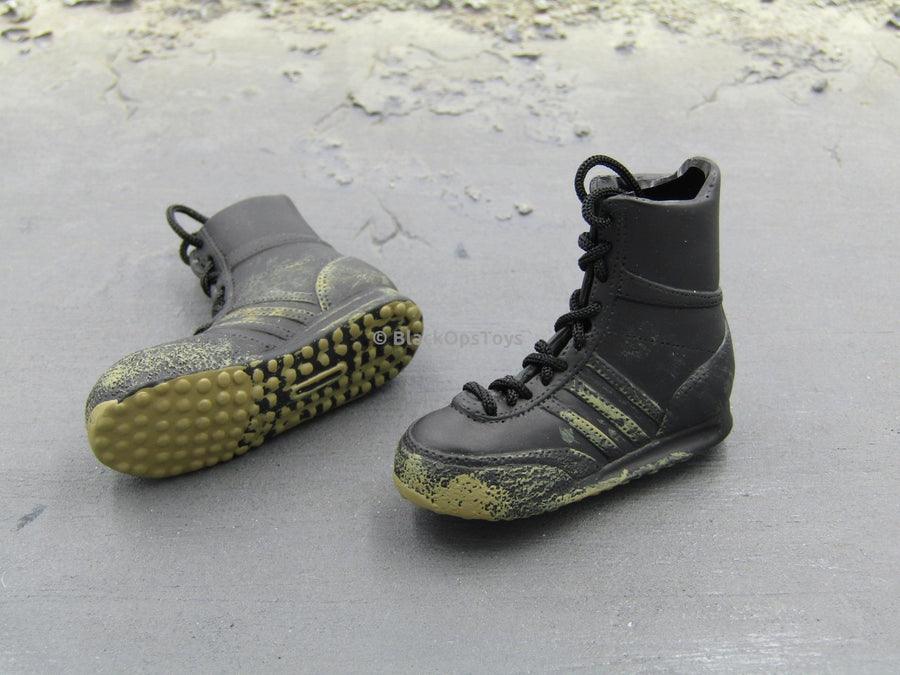 Delta Force D-Boy Sniper Somalia Adidas GSG9 Foot Type Tactical Boots ... 05a65319c