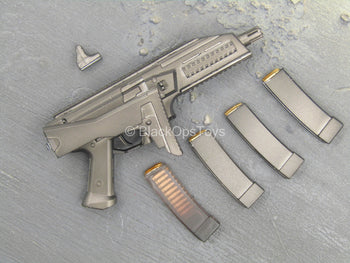 Armed Female 3.0 - CZ Scorpion EVO Submachine Gun Type 2