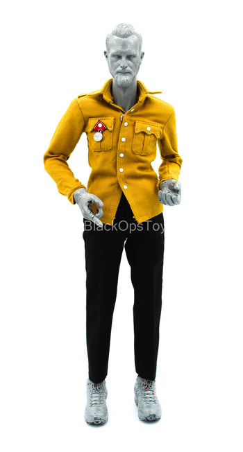 WWII - Adolf Hitler - Tan & Black Dress Uniform Set