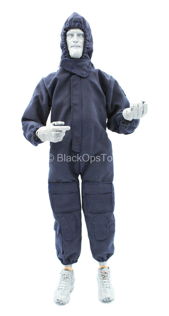 British SAS - Sniper - Blue Jump Suit