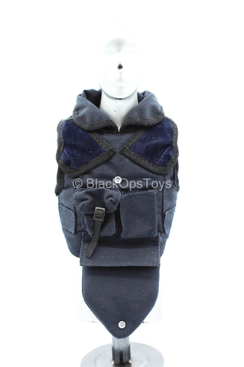 British SAS - Sniper - Blue Tactical Plate Carrier Vest