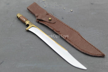 Indiana Jones - Metal Sword w/Leather-Like Sheath