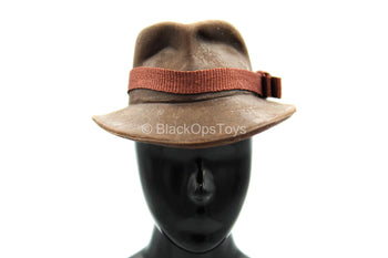 Indiana Jones - Brown Molded Fedora