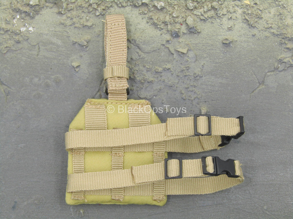 NAVY SEAL SDV Team 1 - Tan MOLLE Drop Leg Platform