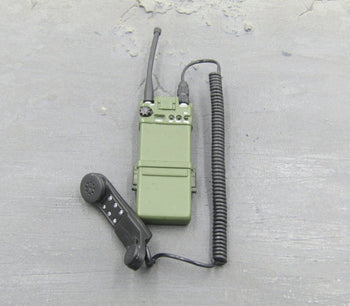 OD Green Radio and Handset