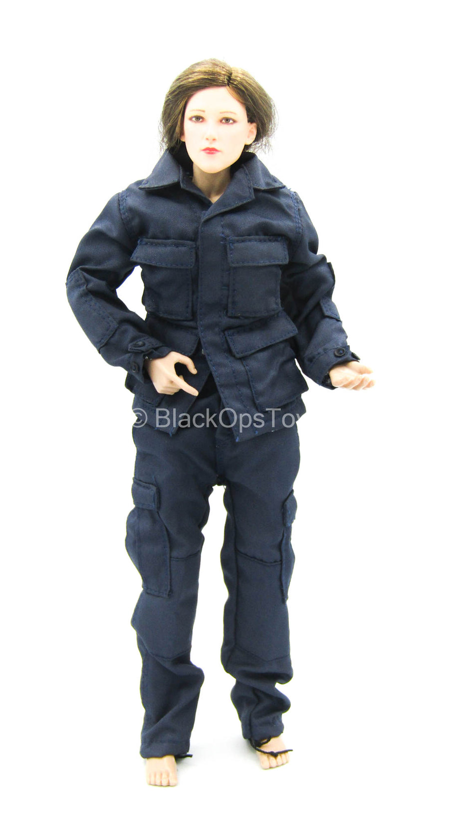 Female S.W.A.T. - Blue S.W.A.T. Uniform
