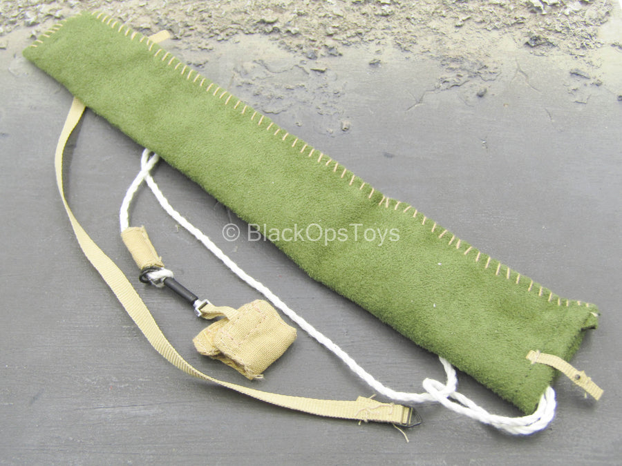 WWII - Soldat 1st Airborne Division - Green Rifle Carrying Bag