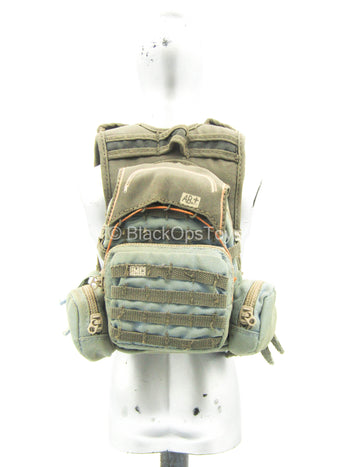 The Division 2 - Brian Johnson - Blue & Grey Backpack