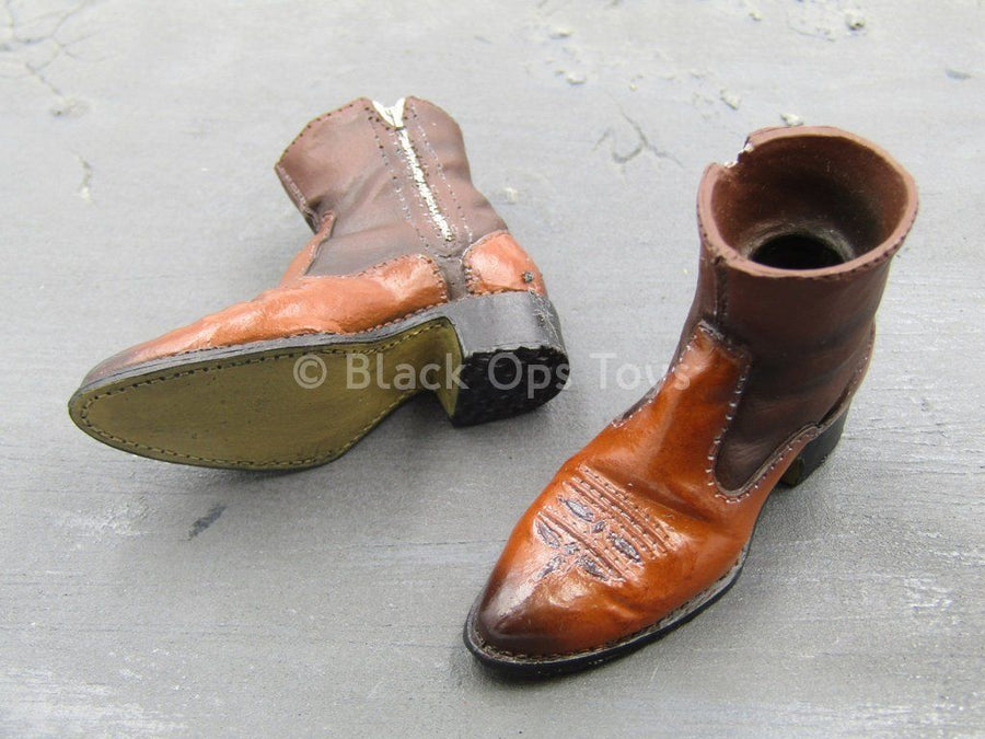 Spade 4 - Chad - Cowboy Boots (Peg Type)