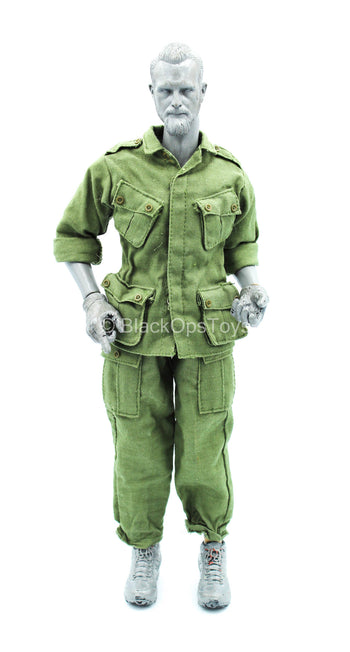 USMC - Vietnam Nate - OD Green Uniform Set