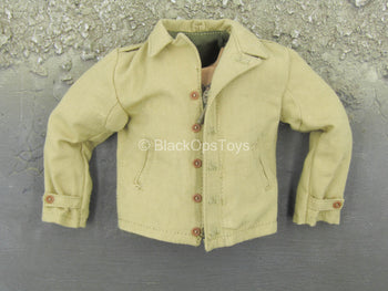 WWII - US 2nd Ranger Battalion - Tan M41 Field Jacket