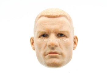 GI JOE - Crimson Guard - Male Head Sculpt