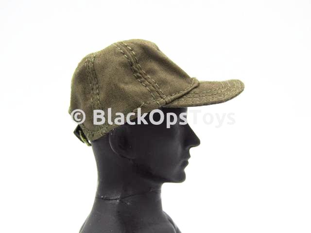 ACE PMC Chocolate Brown Baseball Cap Hat