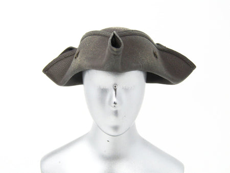 Pirates of The Caribbean Jack Sparrow Brown Leather-Like Hat