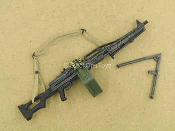 1/12 - Russian FSB Alpha - PKP Pechenegs Light Machine Gun