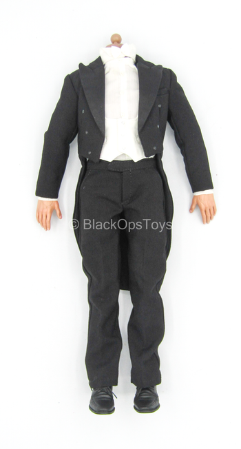 Titanic - Jack Dawson - Male Base Body w/Black Suit Set