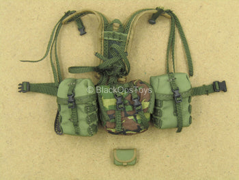 1/12 - Russian FSB Alpha - Battle Belt w/Pouch Set