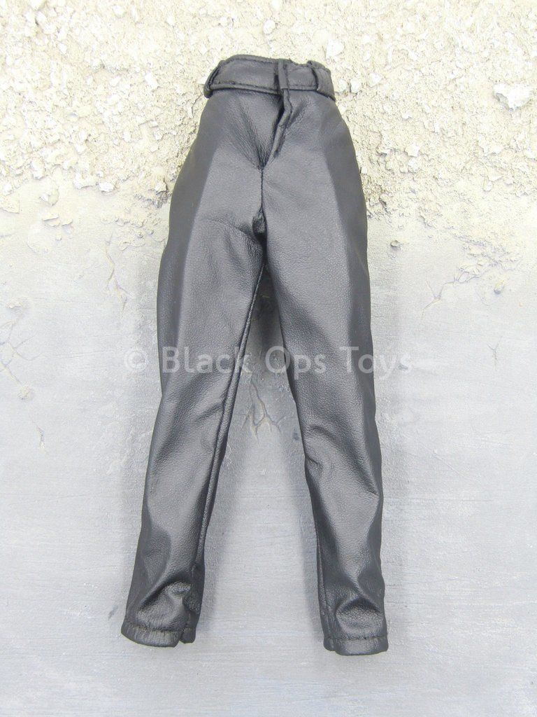 BUFFY - Vampire Willow - Black Leather Like Pants