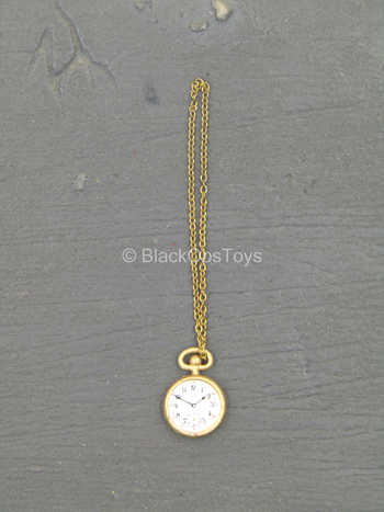 Titanic - Jack Dawson - Gold Like Pocket Watch