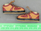 Sheldon Cooper - Brown Shoes (Foot Type)